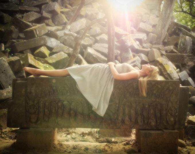 Sleeping Beauty Fairy Tale Princess